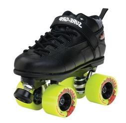 Rebel Outdoor Roller Skates with Atom Road Hog Wheels Men Si