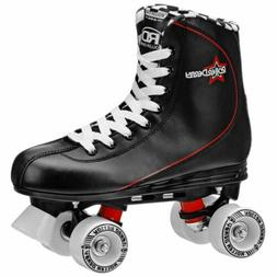Roller Derby Roller Star 600 Men/'s sz 6 Quad Skates Black return NEW