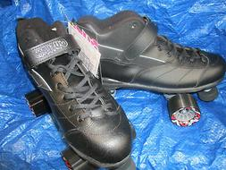 Riedell Men Speed Skates size 12 Heel to toe 11 1/2 inches w