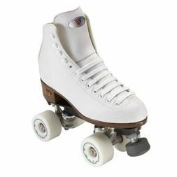 riedell quad roller skates 120 uptown white