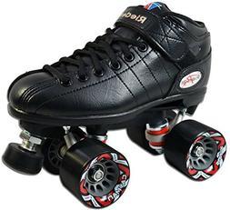 Riedell Skates - R3 - Quad Roller Skate for Indoor / Outdoor