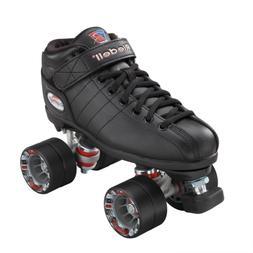Riedell Skates R3 Roller Skate,Black,12