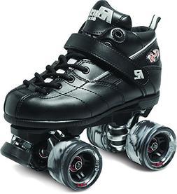 Sure-Grip Rock GT-50 Roller Skate Package - Black sz Mens 13