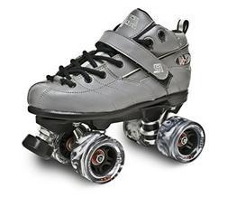 Sure-Grip Rock GT-50 Roller Skate Package - Grey sz Mens 8 /