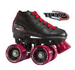 rocket black jr quad skates usa sizes