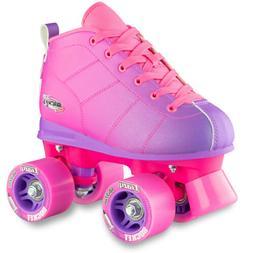 Crazy Skates ROCKET Kids Girls Ladies Quad Roller Speed Roll