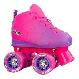 Crazy Skates Rocket Roller Skates for Girls and Boys | Great
