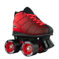 Rocket Roller Skates for Boys and Kids | By Crazy Skates | R
