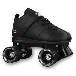 Rocket Roller Skates for Men, Boys and Teens | Black Speed S