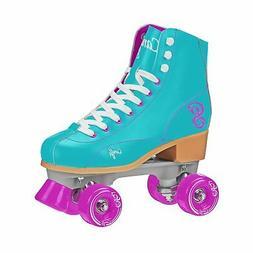 Roller Derby Candi Grl Sabina Artistic Roller Skates Mint/Pu