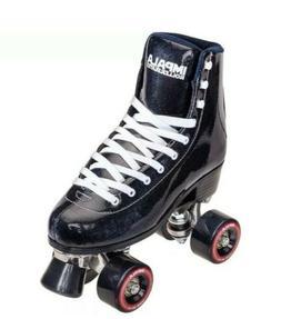 Impala Quad Roller Skate Womens Size 8 Midnight Glitter Vega
