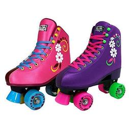 Roller Childrens Skates For Girls UGOgrl Girls Quad Roller S