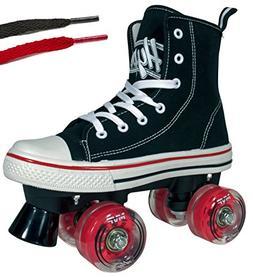 Hype Roller Skates for Girls and Boys MVP Kid's Unisex Qua