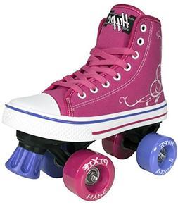 Hype Roller Skates for Girls Pixie Kid's Quad Roller Skate