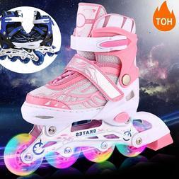 Roller Skates Adjustable Size for Kids/Adult  4 Wheels Child