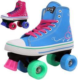 Lenexa Roller Skates for Girls Pixie Kid's Quad Roller Ska