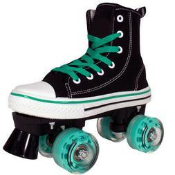 Lenexa Roller Skates Girls-Boys MVP Kid's Quad Roller Skat