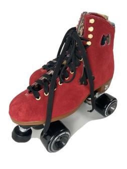 Moxi Roller Skates Poppy Size 10 Brand New In Box