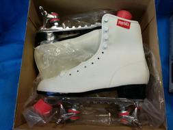 Chicago Roller Skates Size 8 Tigerloin Women's Pink White La