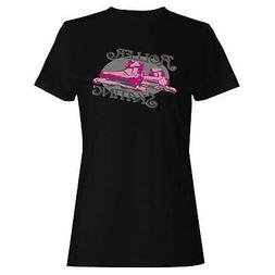 Roller Skating Shoes For Girls Purple Pink Ladies T-shirt/Ta