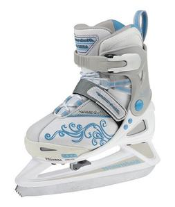 Rollerblade Bladerunner Girls Adjustable Phaser 4 Size Ice S
