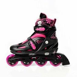 High Bounce Adjustable Inline Skate  ABEC 7)