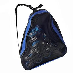 High Bounce Rollerblades Bag, Hockey Skate Figure Shoes Case