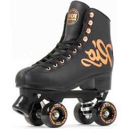 Rio Roller Rose Quad roller Skates - Black - Size - UK 3