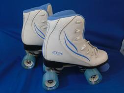 RTS 400 Women's Roller Skate, White, Size 7