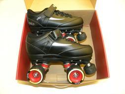 Chaya Ruby Hard Skates Size 6 Quad Roller Skate Indoor Derby