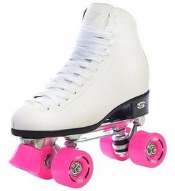 Riedell RW Classic High Top Wave Quad Roller Skates for Ladi