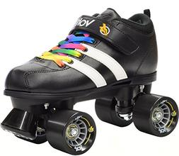 Riedell RW Volt Rainbow Skates - Riedell RW Volt Speed Skate