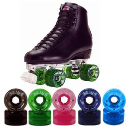 Sailin Away Outdoor High Top Roller Skates - Atom Pulse Whee