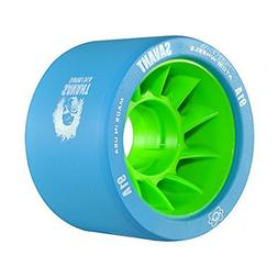 Atom Savant Roller Derby Wheels - Ultra Light For Perfect Sp