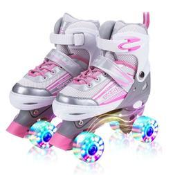 WheelsRoller skates Roller Skates Light Girls Up Igv7b6yfY