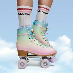 Impala Quad Roller Skates - Pastel Fade - Size 9 - New - SHI