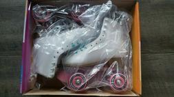 *SHIPS SAME DAY* Impalla Quad Roller Skates - White - Size: