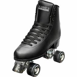 Impala Sidewalk Quad skate/ Roller Skates Black- Size 8/Wome