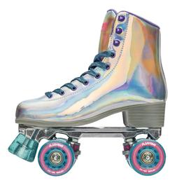 Impala Sidewalk Roller Skates Quad Skates HOLOGRAPHIC Size 1