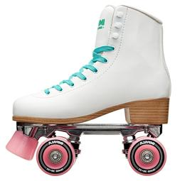 Impala Sidewalk Roller Skates Quad Skates WHITE New in Box