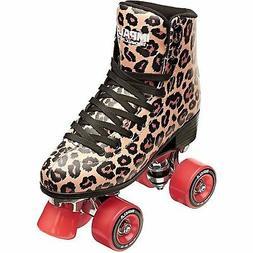 Impala Sidewalk RollerSkates Leopard - Size 11