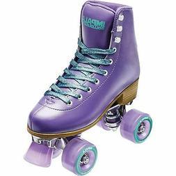 Impala Sidewalk RollerSkates Purple/Turquoise - Size 8