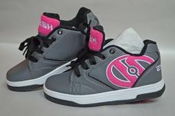 Heelys Size 2 Propel 2.0 Kids Roller Skates Girls Pink Wheel