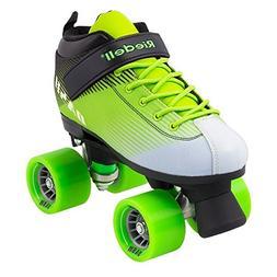 Riedell Skates - Dash - Indoor Quad Roller Skate for Kids |