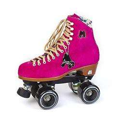 Moxi Skates - Lolly - Fashionable Womens Quad Roller Skate |