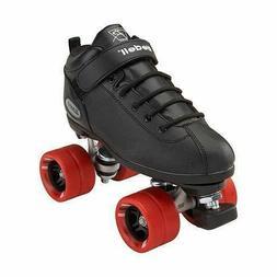 Riedell Skates - Dart - Quad Roller Speed Skates Size 7