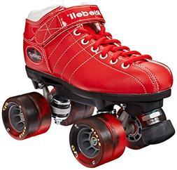 Riedell Skates Diablo Roller Skate,Red,5