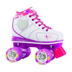 Crazy Skates | FLASH Girls Kids Ladies LED Roller Quad Speed