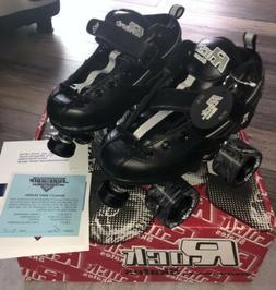 Rock Skates GT-50 Black 62mm Wheels Size Men's 4 Women's 5