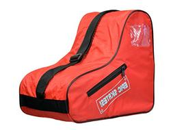 Epic Skates Standard Red Skate Bag, One Size
